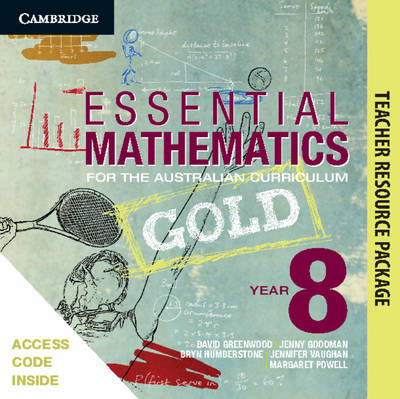 Essential Mathematics Gold for the Australian Curriculum Year 8 Teacher Resource Package
