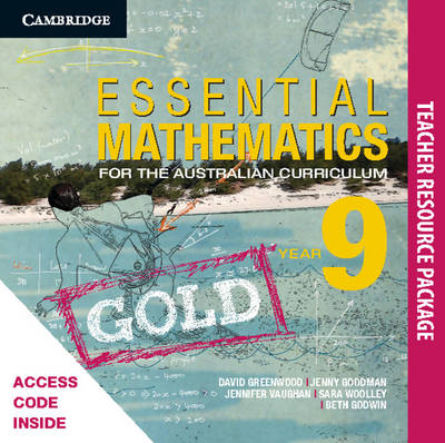 Essential Mathematics Gold for the Australian Curriculum Year 9 Teacher Resource Package