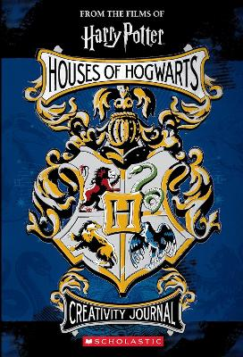 Harry Potter: Houses of Hogwarts Creativity Journal