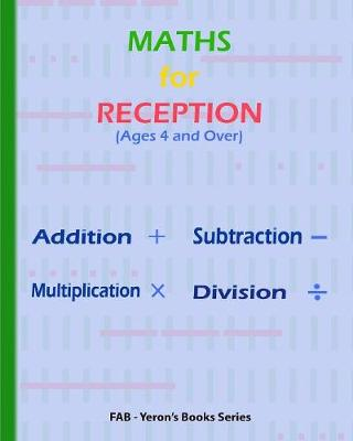 Maths for Reception - Ages 4 and Over