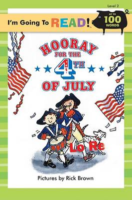 Hooray for the 4th of July