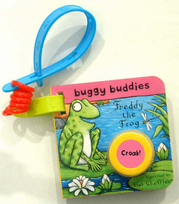 Sound-button Buggy Buddies: Freddy the Frog