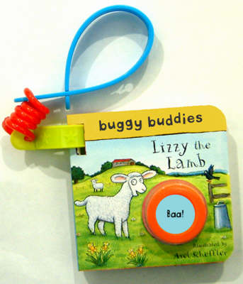 Sound-button Buggy Buddies: Lizzy the Lamb
