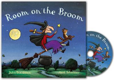 Room on the Broom Book and CD Pack