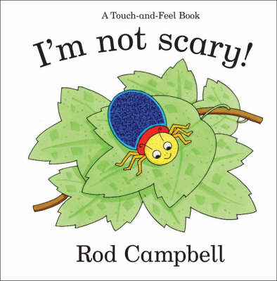 I'm Not Scary! HB