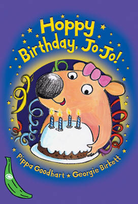 Hoppy Birthday, Jo-Jo!: Green Banana