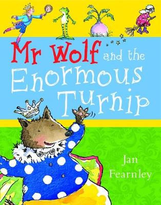 Book Reviews For Mr Wolf And The Three Bears By Jan Fearnley Toppsta