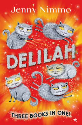 Delilah: Three Books in One!