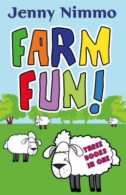 Farm Fun!: Three Books in One