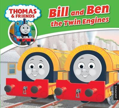 Bill and Ben the Twin Engines