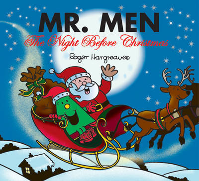 Mr. Men The Night Before Christmas (Mr. Men and Little Miss Picture Books)