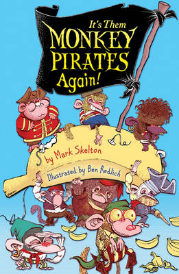It's Them Monkey Pirates Again!