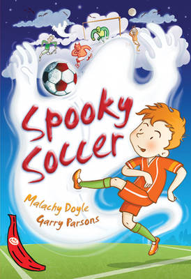 Spooky Soccer: Red Banana