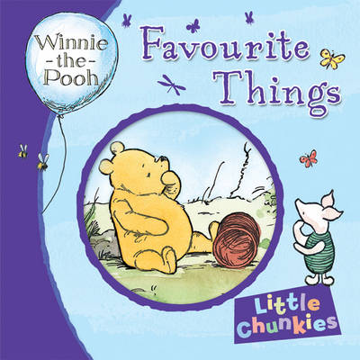 Winnie-the-Pooh Favourite Things