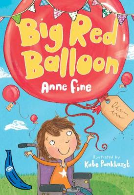 Big Red Balloon: Blue Banana