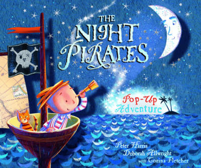 Night Pirates: Pop-Up Book