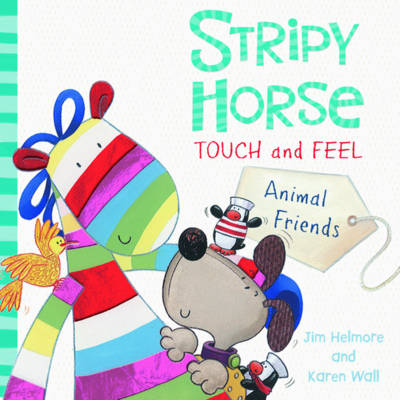 Stripy Horse Touch and Feel