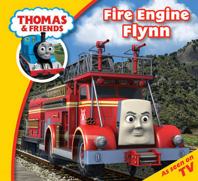 Thomas & Friends Fire Engine Flynn