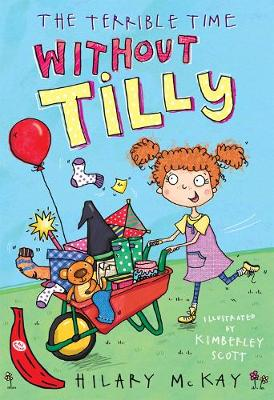 The Terrible Time without Tilly: Red Banana