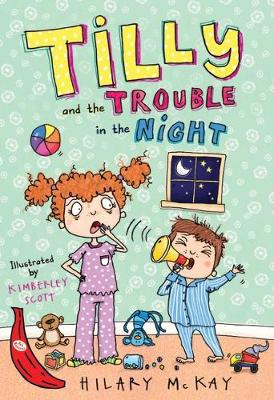 Tilly and the Trouble in the Night: Red Banana
