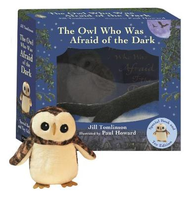 The Owl Who Was Afraid of the Dark Book & Plush Set