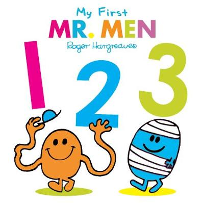 Mr. Men: My First Mr. Men 123