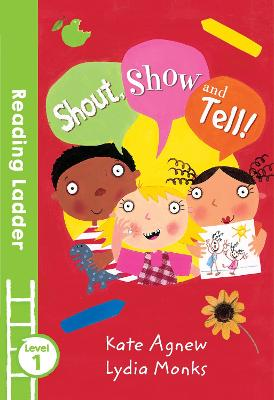 Shout Show and Tell!