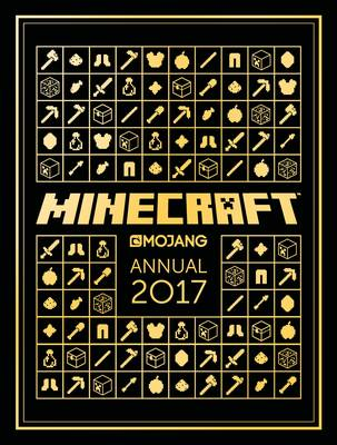 Book Reviews for Minecraft Annual 2017 By Mojang AB   Toppsta