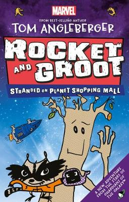 Marvel Rocket and Groot: Stranded on Planet Shopping Mall