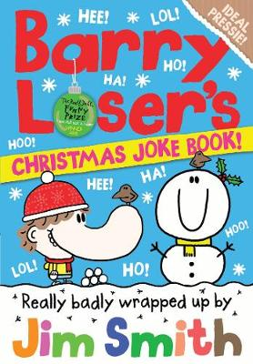 Barry Loser's Christmas Joke Book