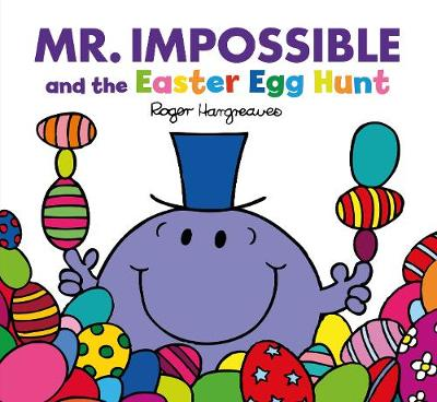 Mr Impossible and the Easter Egg Hunt (Large format)