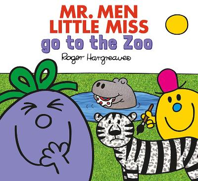 Mr Men at the Zoo