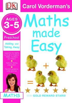 Maths Made Easy Adding and Taking Away