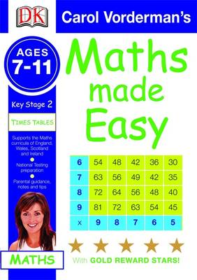 Maths Made Easy Times Tables
