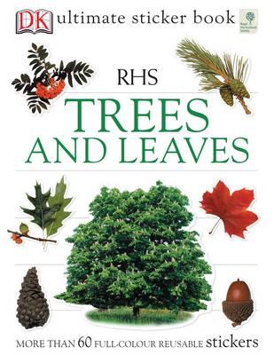 RHS Trees and Leaves Ultimate Sticker Book