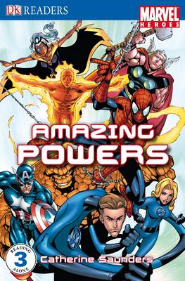 """Marvel Heroes"" Amazing Powers"