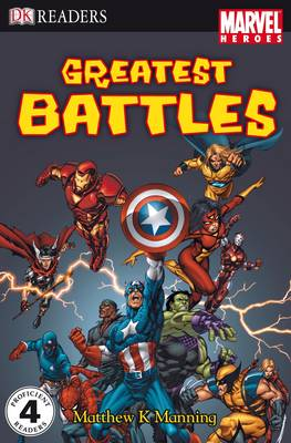 """Marvel Heroes"" Greatest Battles"