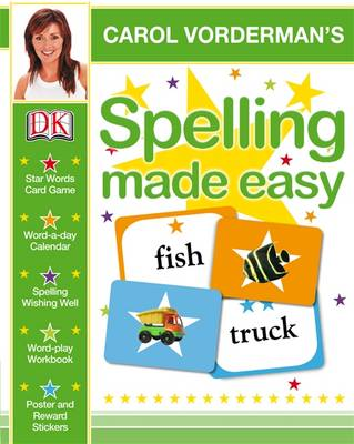 Carol Vorderman's Spelling Made Easy