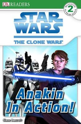 Star Wars Clone Wars Anakin in Action!