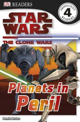 Star Wars Clone Wars Planets in Peril