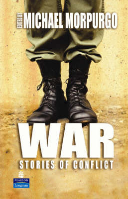 War: Stories of Conflict hardcover educational edition