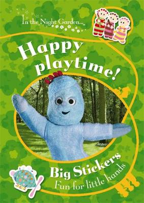 Happy Playtime!: Big Sticker Fun for Little Hands