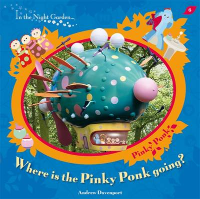 Where is the Pinky Ponk Going?