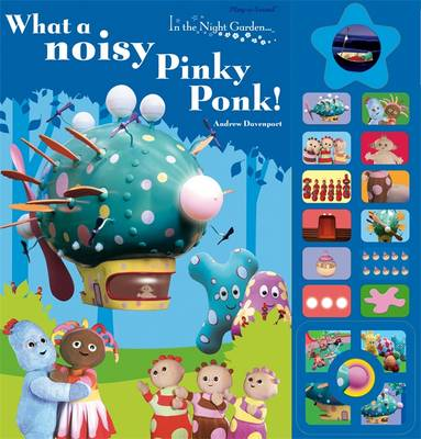 What a Noisy Pinky Ponk!