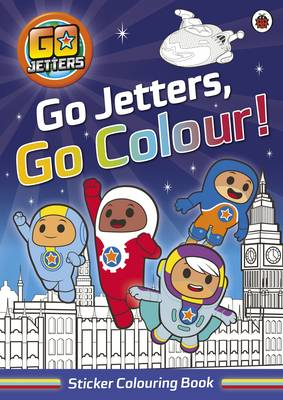 Go Jetters, Go Colour!