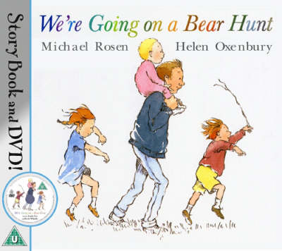We're Going On A Bear Hunt + Cd