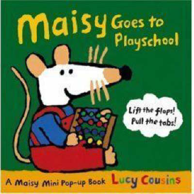 Maisy Goes To Playschool Mini