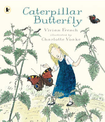 Caterpillar Butterfly Library Edition