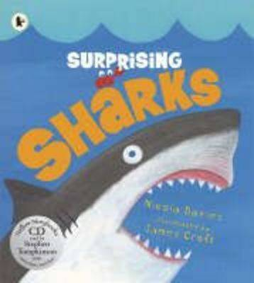 Surprising Sharks Pbk With Cd