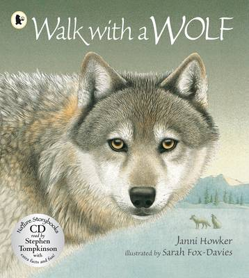 Walk With A Wolf Pbk With Cd